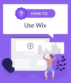 how to use wix article featured image