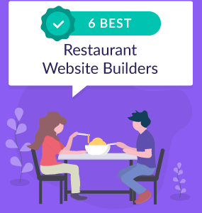 restaurant website builder featured image