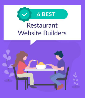 restaurant website builder featured image
