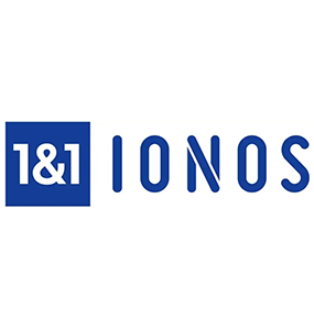1 and 1 ionos logo