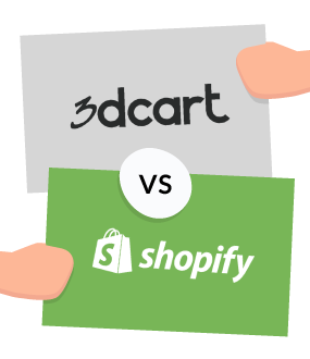 3dcart vs shopify featured image