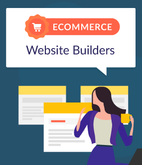 5 Best Ecommerce Website Builders - Comparison Chart (July 19)