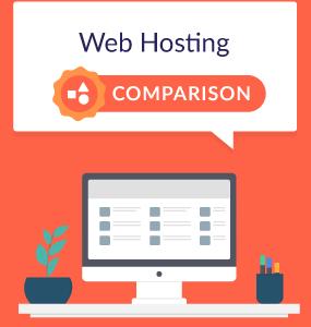 web hosting comparison featured image