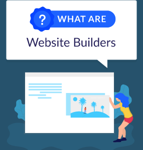 what are website builders