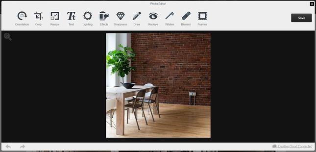 squarespace image editing tools