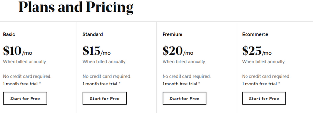 godaddy pricing plans