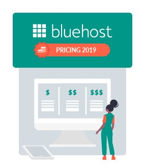 bluehost pricing featured image