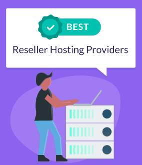featured image best reseller hosting providers