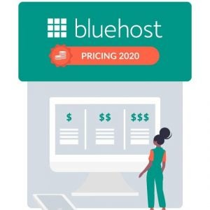 bluehost pricing featured image 2020