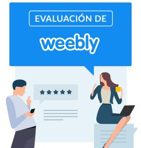 evaluacion de weebly