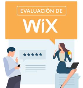 evaluacion de wix