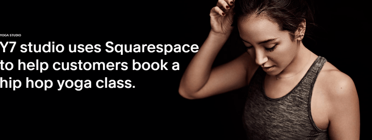 squarespace business clients