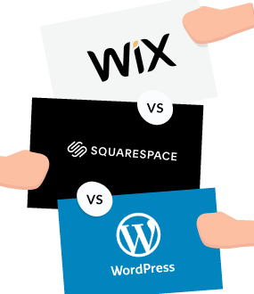 Wix vs Squarespace vs WordPress: Which One Is Actually Best
