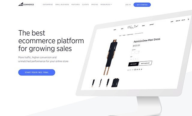 wordpress alternative bigcommerce