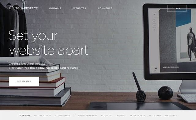 squarespace wordpress alternative