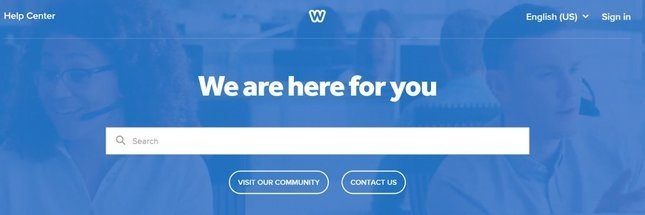 weebly help center