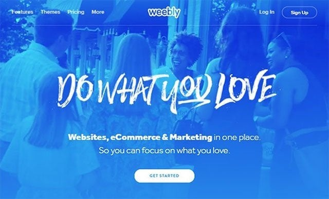 weebly wordpress alternative