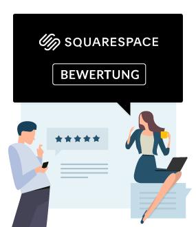 squarespace bewertung