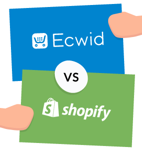 ecwid vs shopify featured image