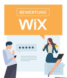 wix bewertung