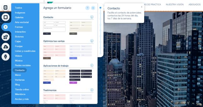 evaluacion de wix personalizacion creativa
