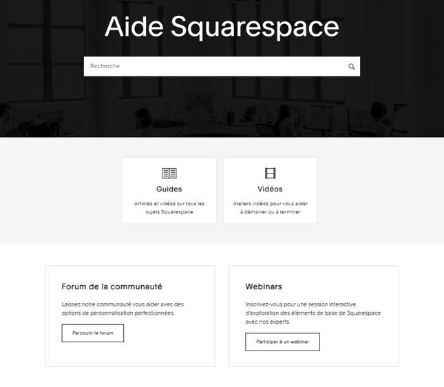 service client squarespace