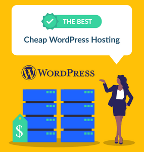 cheap wordpress hosting featured image