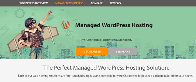 a2 hosting managed wordpress