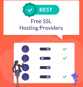 best free ssl hosting providers featured image