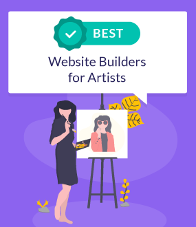 9 Best Website Builders For Artists: The Bigger Picture