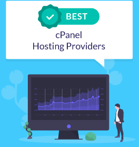 best cpanel hosting providers featured image