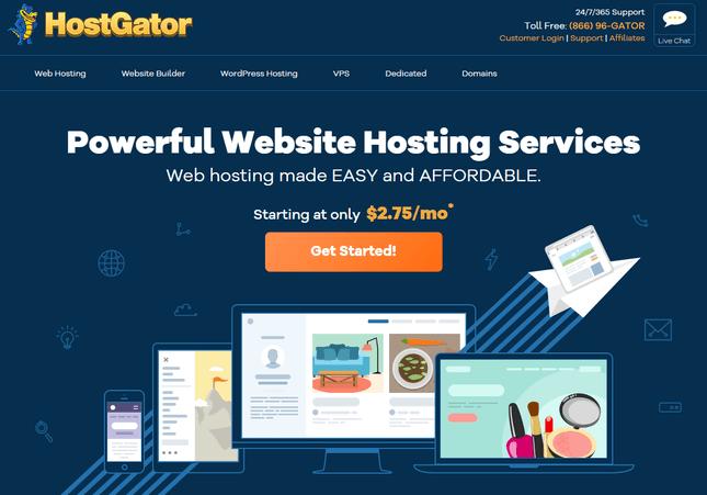 hostgator best cpanel provider