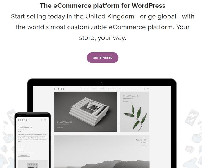 wordpress plugin woocommerce