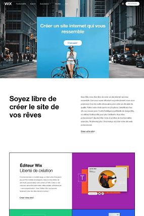 9613ce9e6d3 Revue de Wix 2019