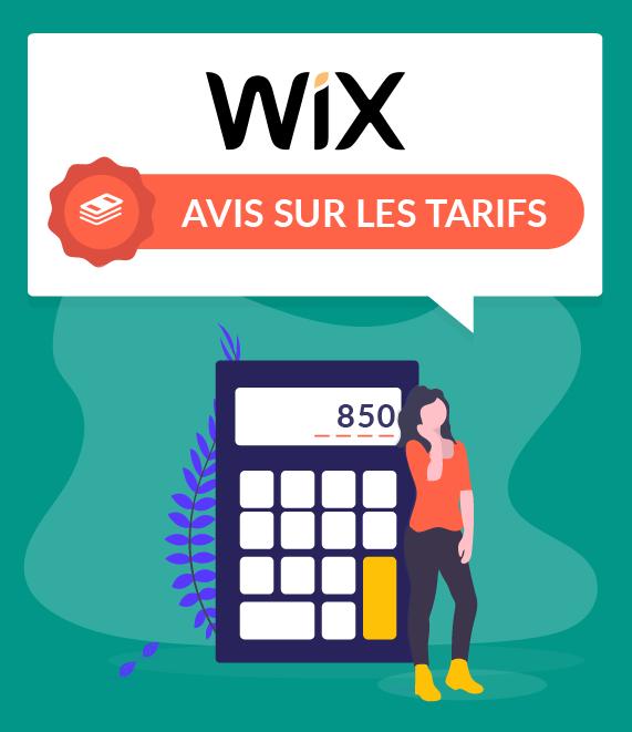Wix Avis Sur Les Tarifs review