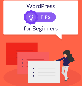 wordpress tips for beginners featured image