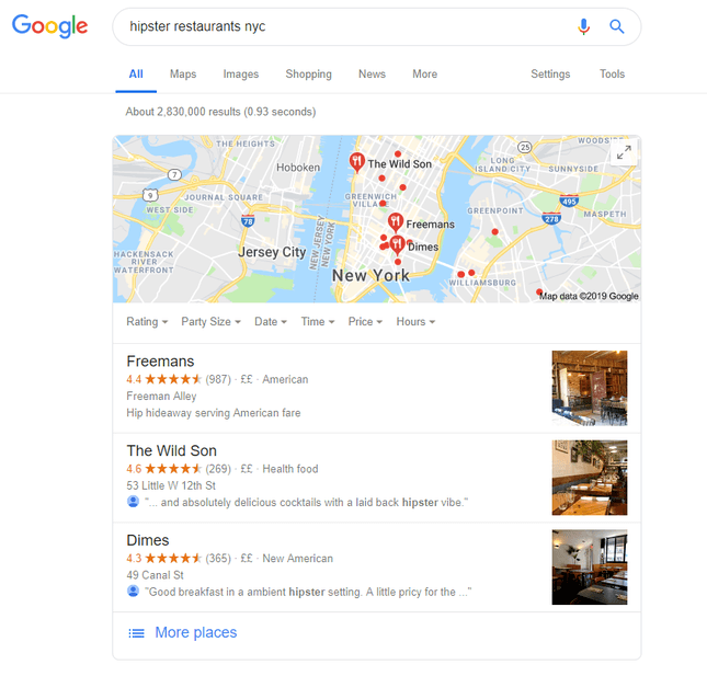 freemans squarespace seo search results