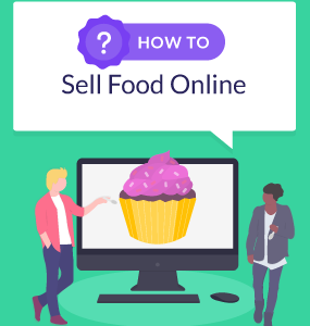 How To Sell Food Online