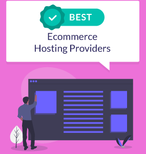best ecommerce hosting providers featured image