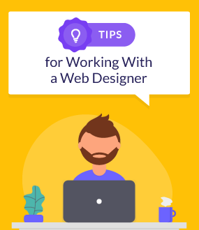 tips for working with a web designer featured image