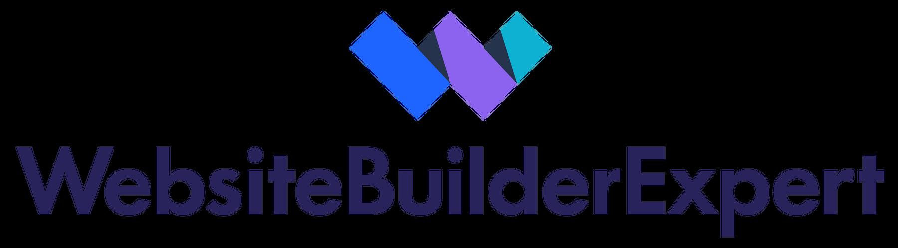 website builder expert full logo