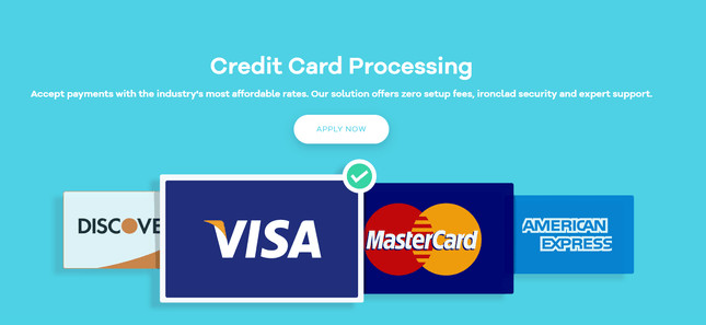 volusion credit card processing