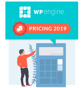 wpengine pricing review featured image