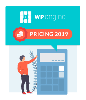 Buy WordPress Hosting WP Engine Fake Specs