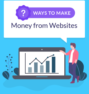 Ways to make money from websites