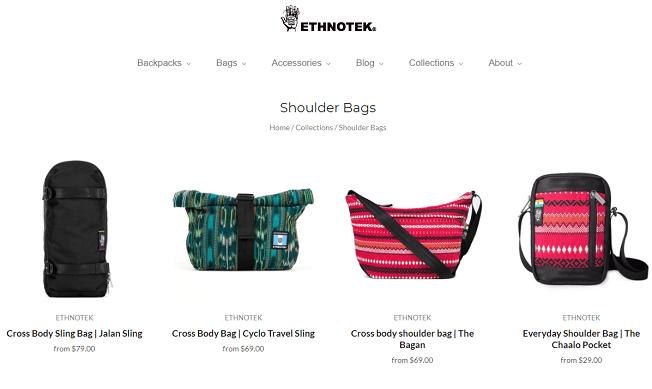 como vender por internet ejemplo de imagenes de productos