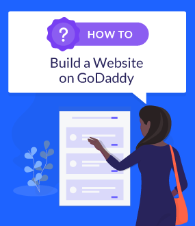 how to build a website on godaddy featured image