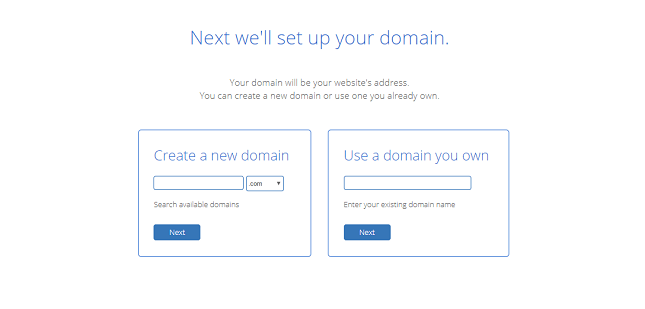 Linking a domain with Bluehost