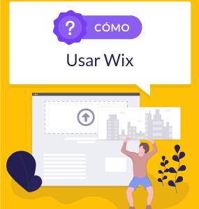 como usar wix
