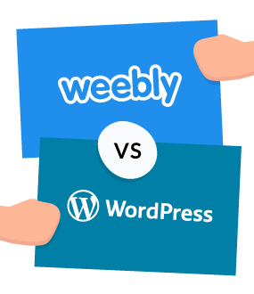 wbe featured image weebly vs wordpress